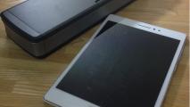zenpad s 8.0 とドキュメントスキャナーで、快適ペーパーレス生活