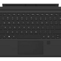 Surface Pro4用指紋認証センサー付きタイプカバーとUS配列タイプカバーが予約開始