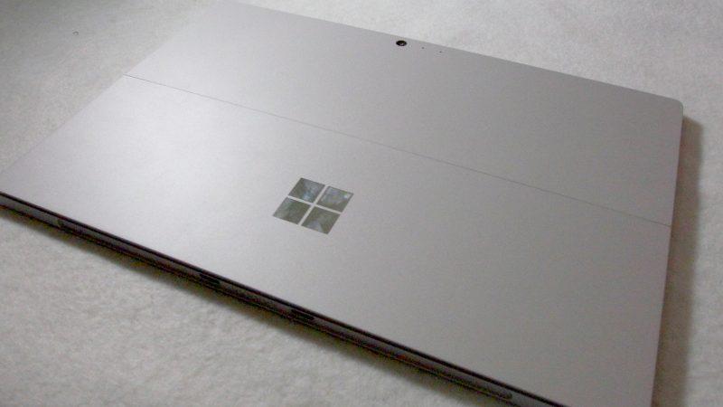 Surface Pro4の電源が入らない?
