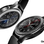 サムスン、Gear S3 classicとGear S3 frontierを発表