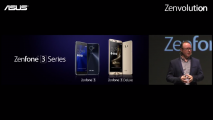 ZenFone3発表。最安モデルは39800円で10月7日から発売開始