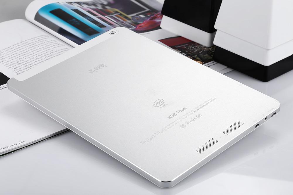 Teclast X98 Plusのデザイン