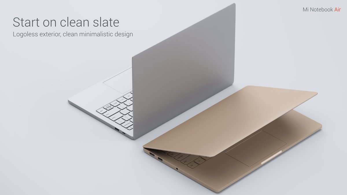 mi notebook air スペック