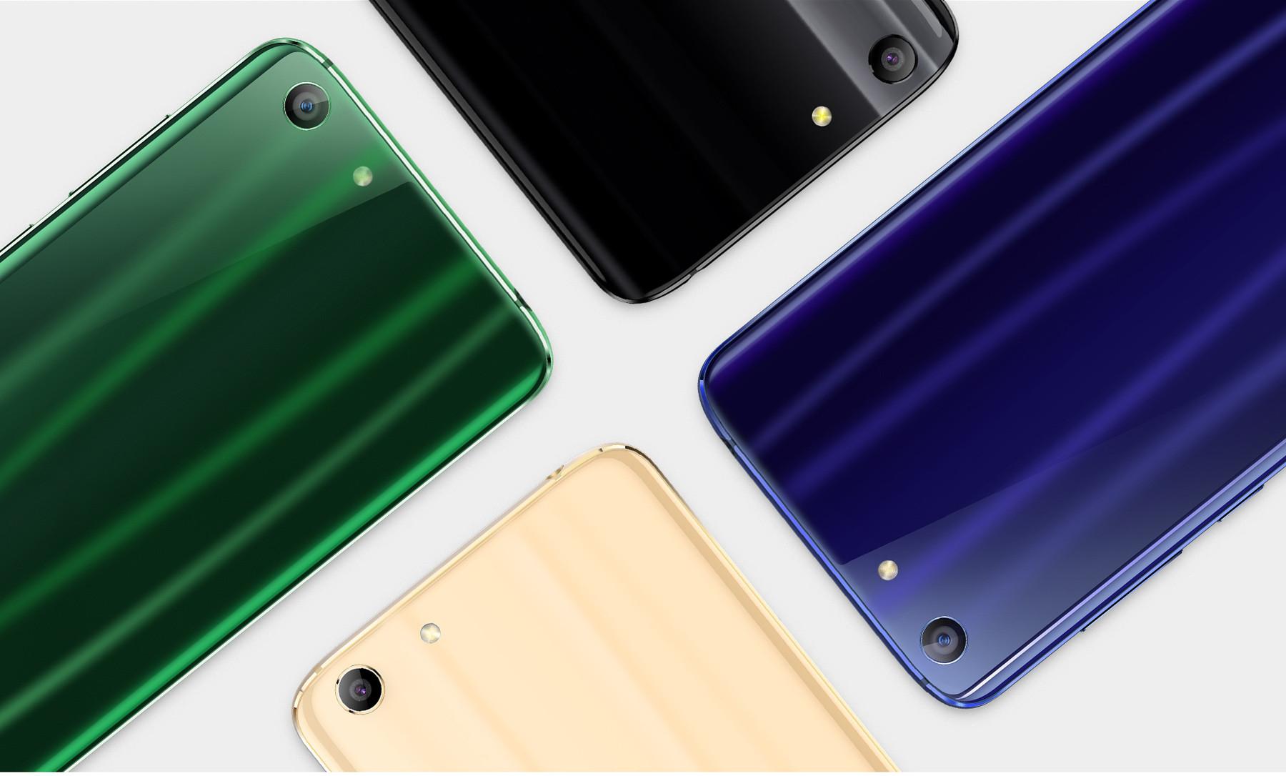 Elephone S7のデザイン