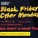 GearBestブラックフライデーセールでOnda V80 SEが8310円!他多数のタブレットが格安で買えるチャンス