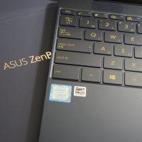 はやい!初期不良だったZenBook3が返ってきました。