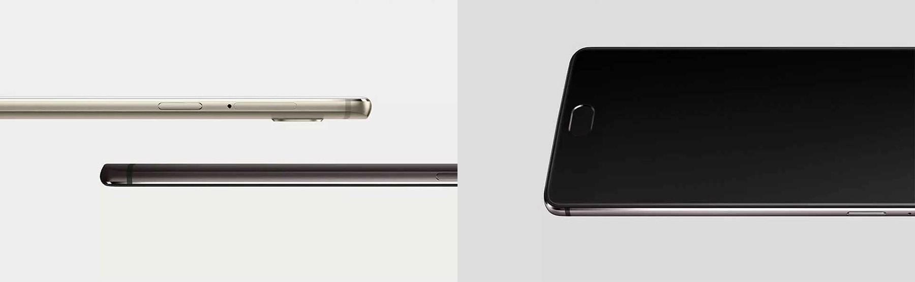 OnePlus 3T 外観