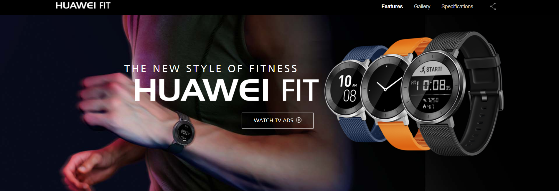huawei fit