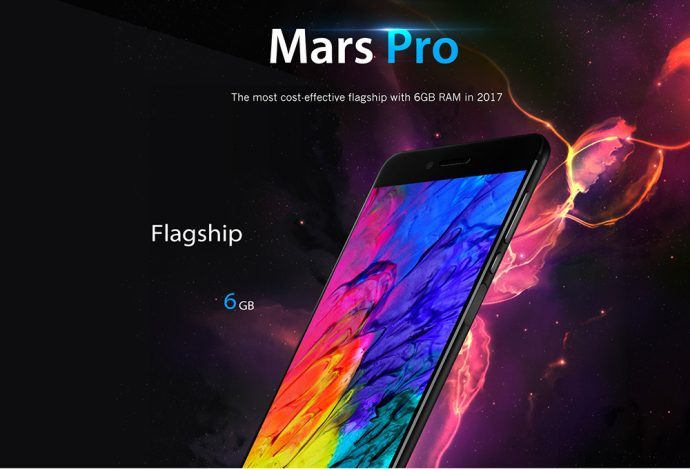 【PR】Helio 25搭載のVernee Mars ProがGearBestでセール。6GB RAMのメタルボディが$174.99