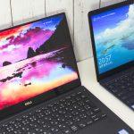 薄型軽量かベゼルレスか。ASUS ZenBook 3とDELL XPS 13を比較する