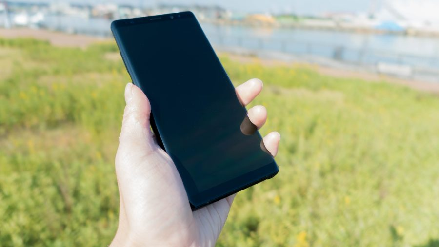 Galaxy Note8(SC-01k)