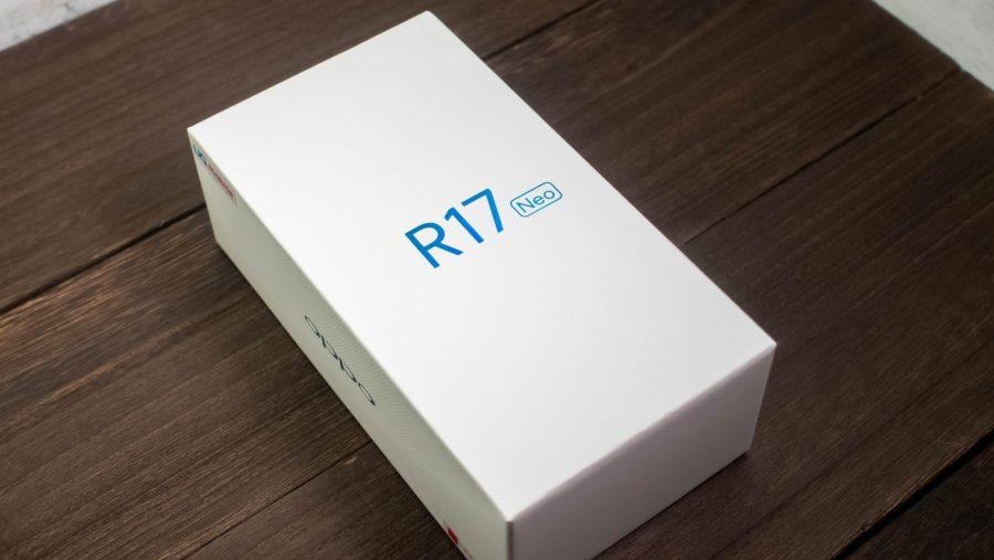 R17 Neo パッケージ