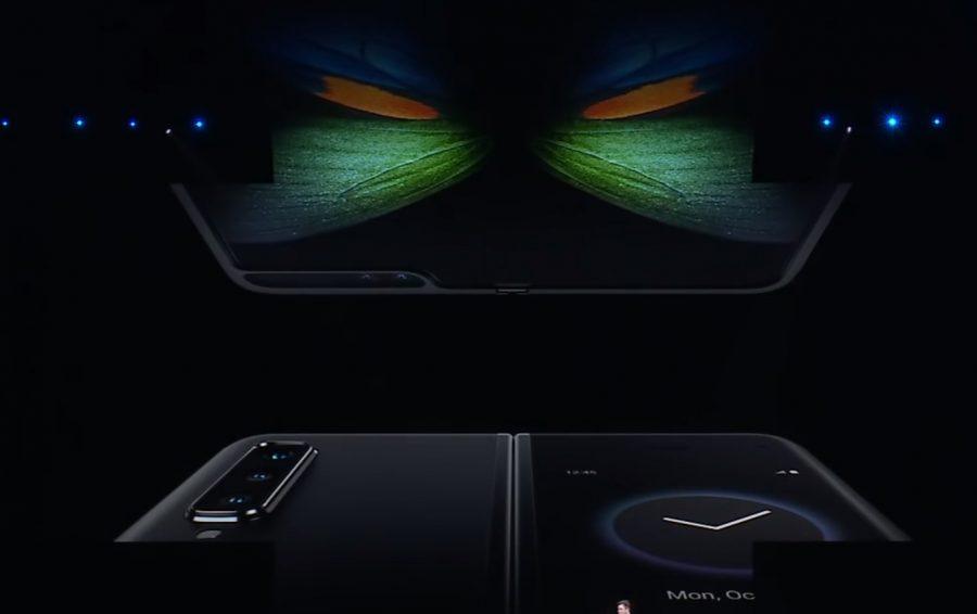 Galaxy Foldは6基のカメラを搭載