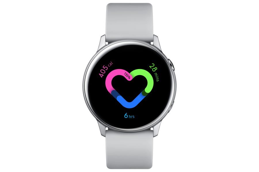 Galaxy Watch Activeには血圧測定機能が搭載