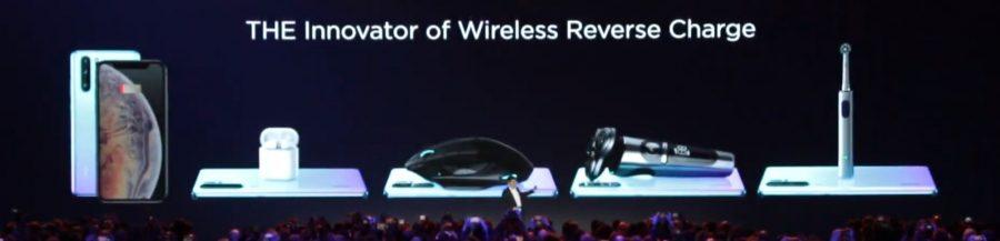 リバースチャージはスマートフォン以外にも対応