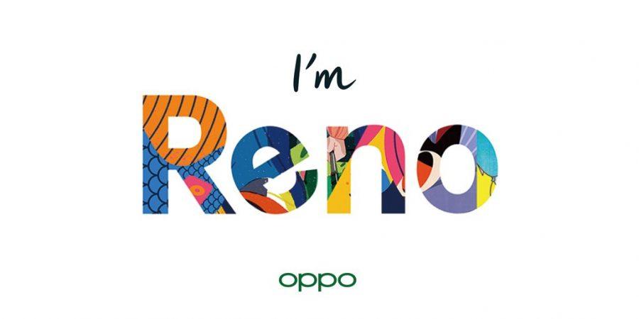 OPPOの新サブブランド「Reno」