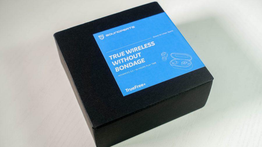 TrueFree+のパッケージ