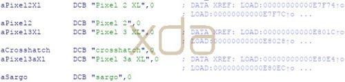 ベータ版Android Qから見つかった「Pixel 3a XL」の記述