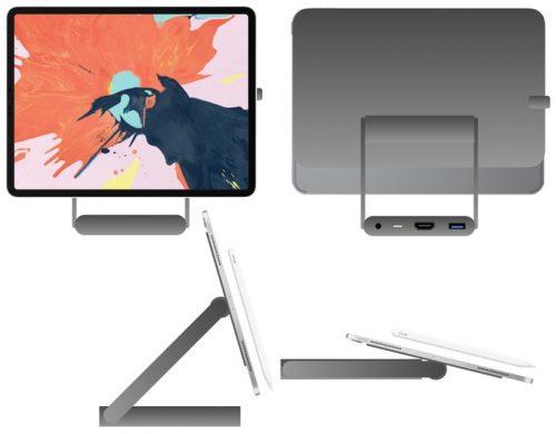 Surface Studio風な角度調節が可能