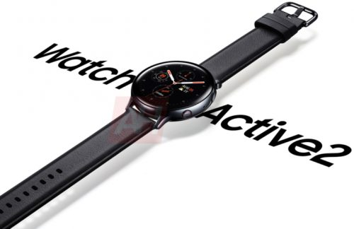 Galaxy  Watch Active2のレンダリング