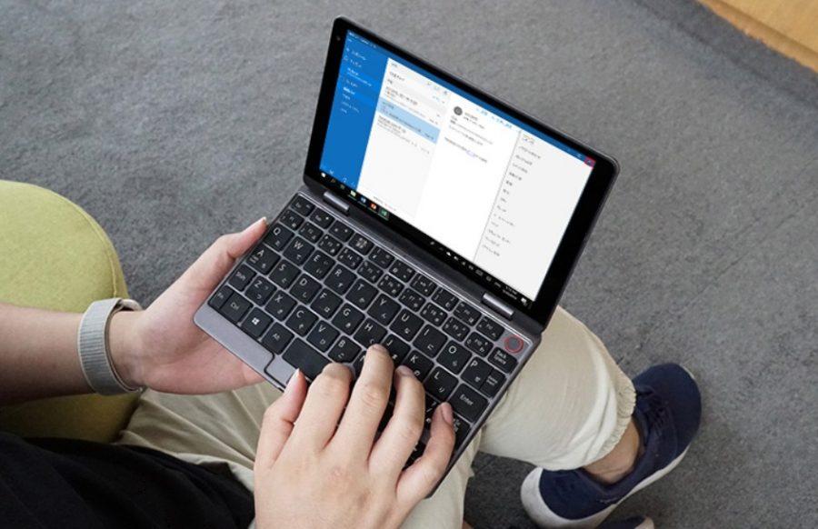 CHUWIの8型UMPC「MiniBook」