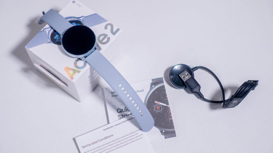 通話に対応したGalaxy Watch Active2