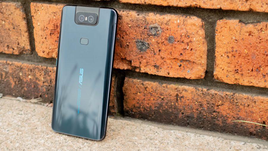 ZenFone 6のブラック