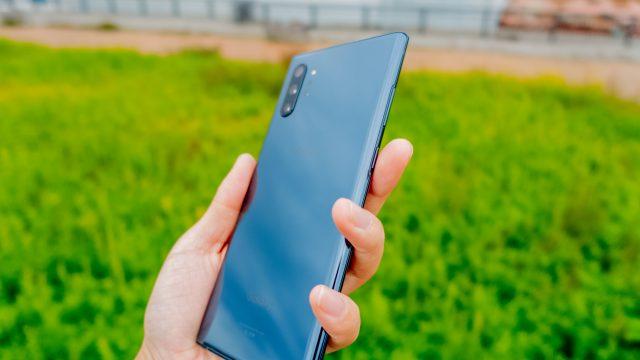 Galaxy Note10+ レビュー