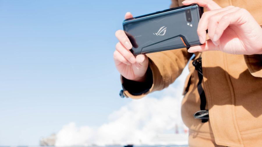 ROG Phone Ⅱのカメラ