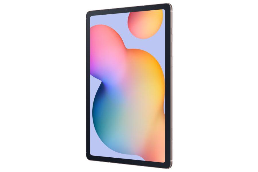 Galaxy TabS6 Liteのディスプレイ