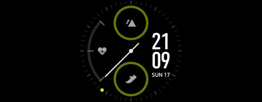 Dual-dial