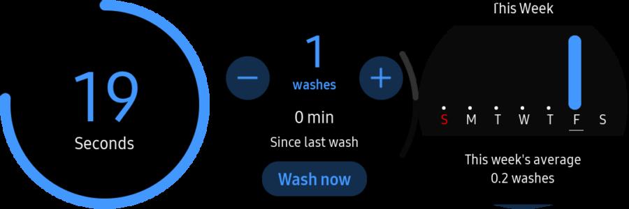 手洗い習慣化アプリ「Hand Wash」