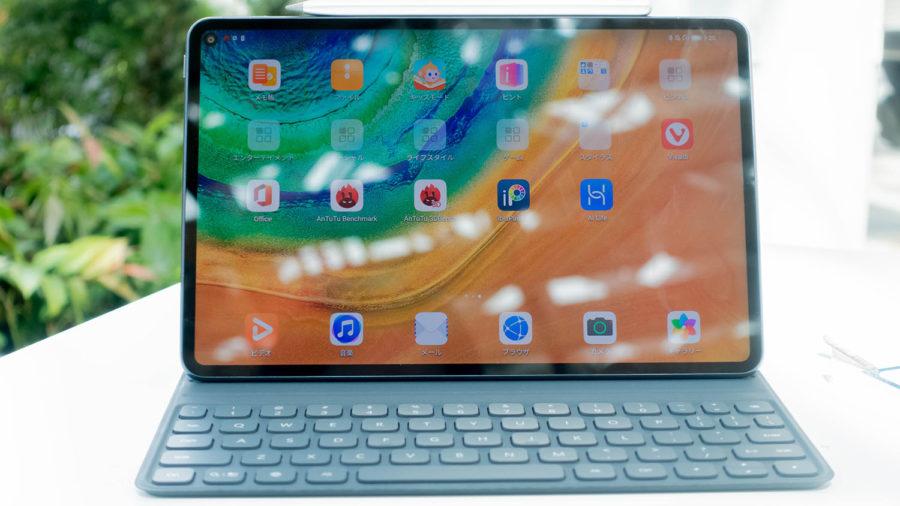 MatePad Proのディスプレイ