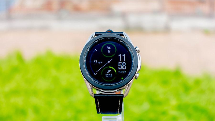 Galaxy Watch3本体