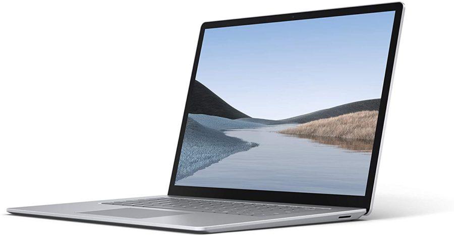 マイクロソフト Surface Laptop 3 15インチ プラチナ