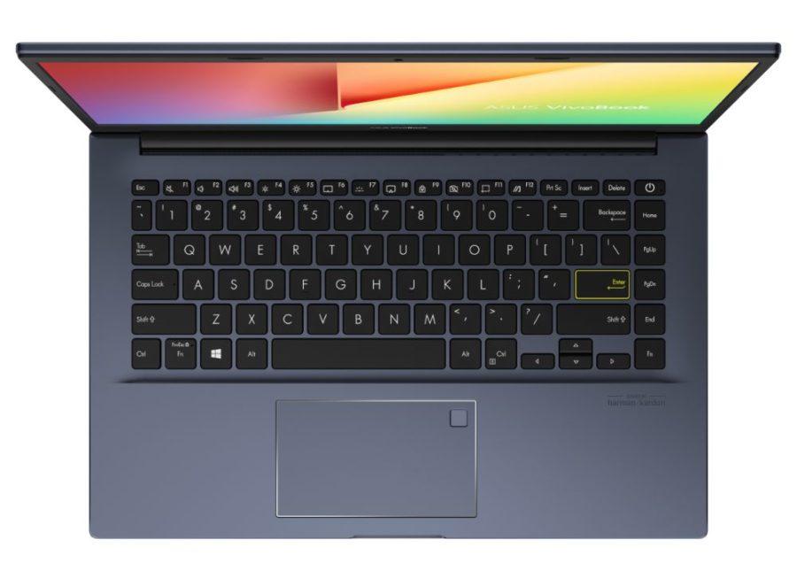 VivoBook 14 M413DAのキーボード