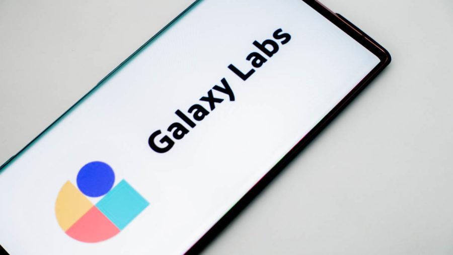 Galaxy Labsのロゴ