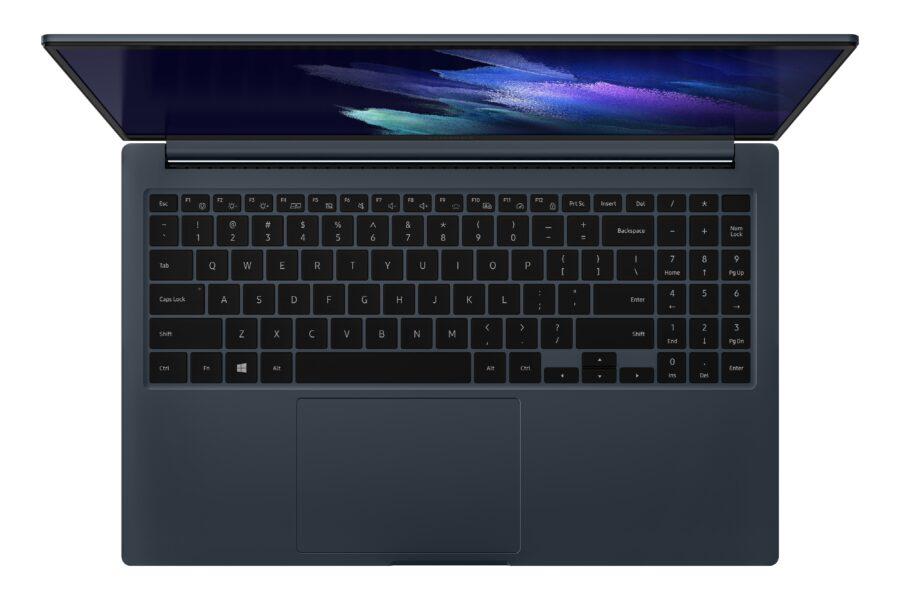 Galaxy Book Odysseyのキーボード