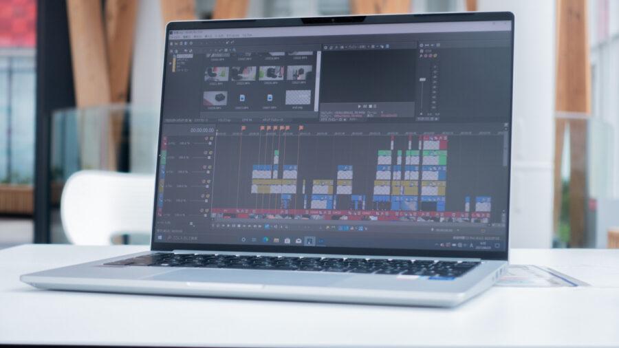 動画の書き出しにかかる時間を検証