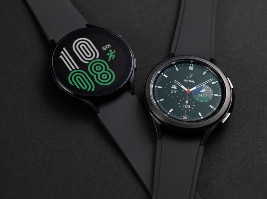 Galaxy Watch4とGalaxy Watch4 Classic