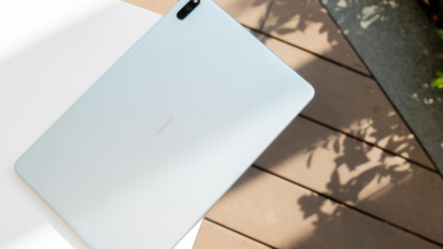 MatePad 11の背面